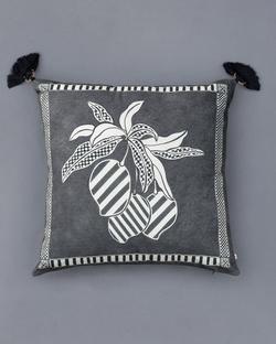 Aam Trium Cushion - Charcoal