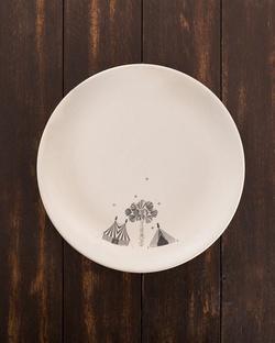 Fez Dinner Plate