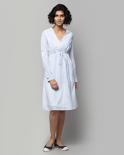 Yoko Wrap Dress