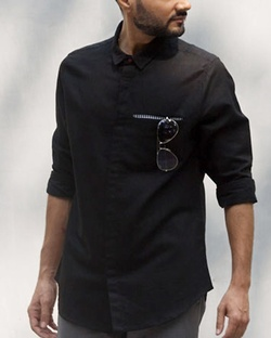 Paradise Shirt - Black