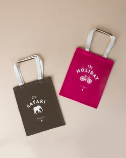Going Away Totes (Set of 2)