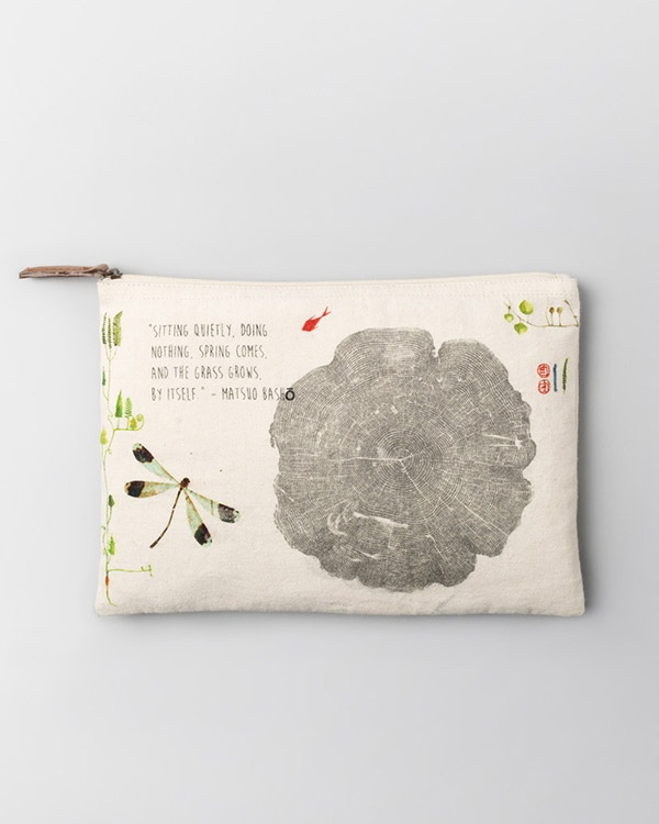 Travel Diary Pouch - Large