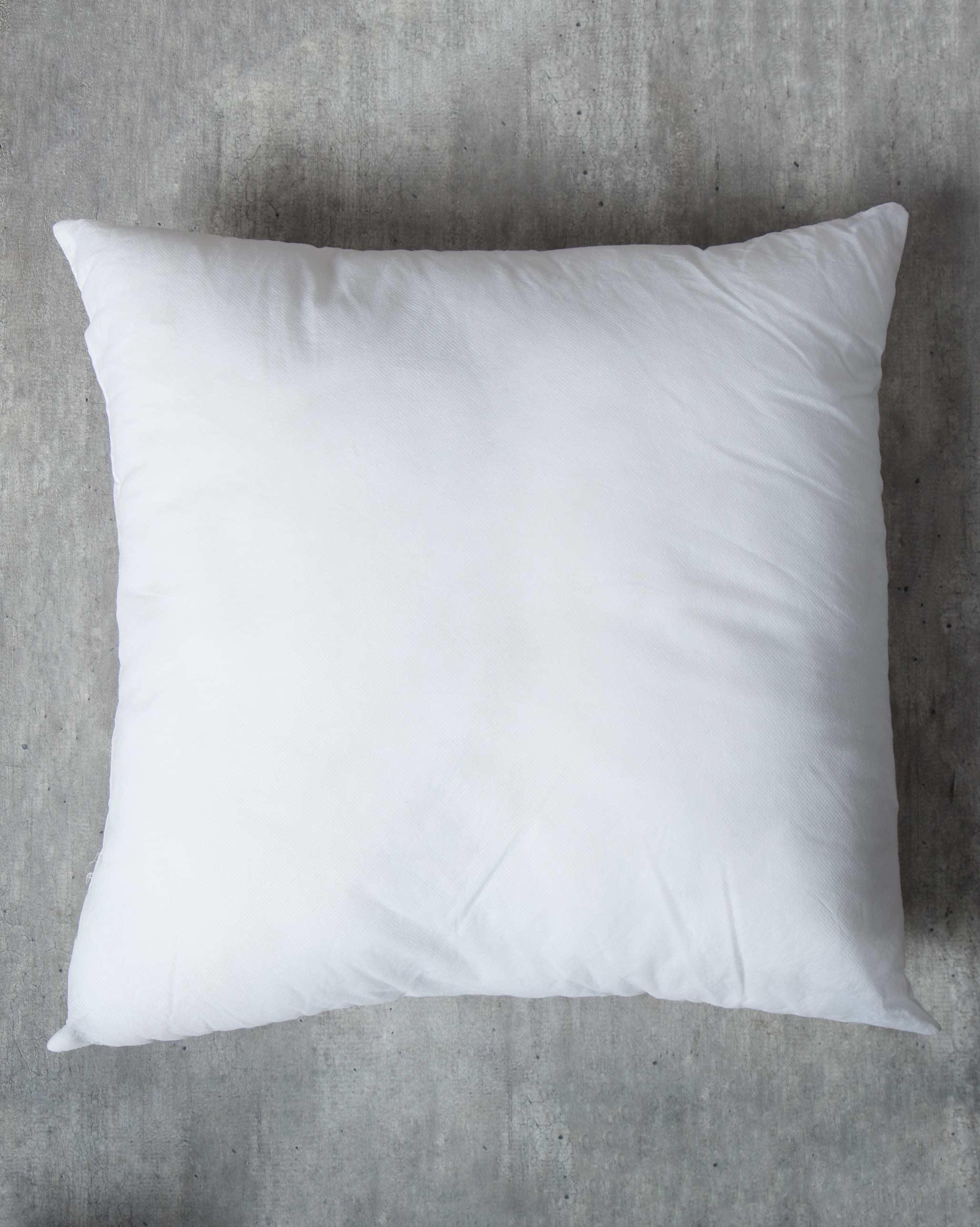 filler inserts pillow fluffy packed pillowcubes img insert blog vacuum