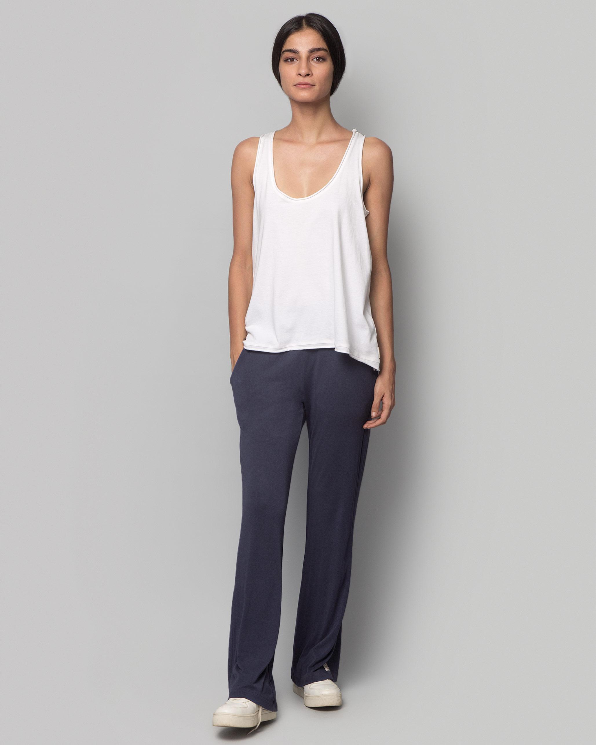 arriving choose best clearance prices Jinan Yoga Pants - Indigo