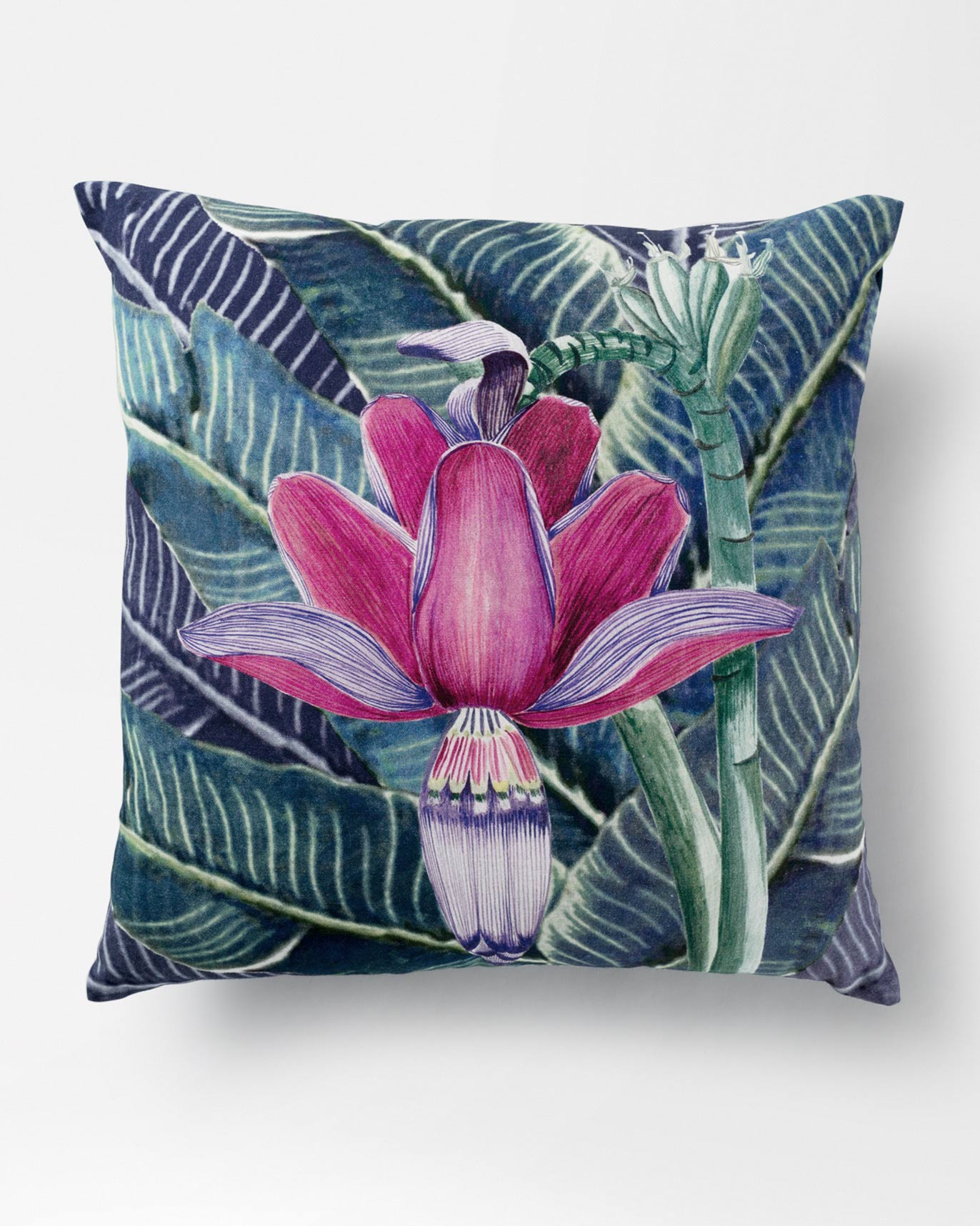 Banana Flower Cushion From House Home Collection At Nicobar